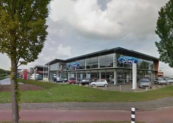 Dekker Autogroep Hoorn naar pand Van der Maat