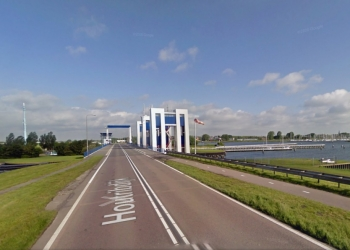 Dijk Enkhuizen – Lelystad binnenkort nachtje dicht