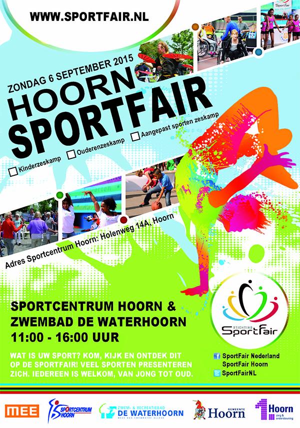 Sportfair: Hoorns sportaanbod voor jong en oud