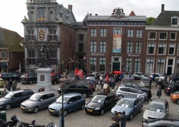 Superkoopzondag met Hoornse automarkt