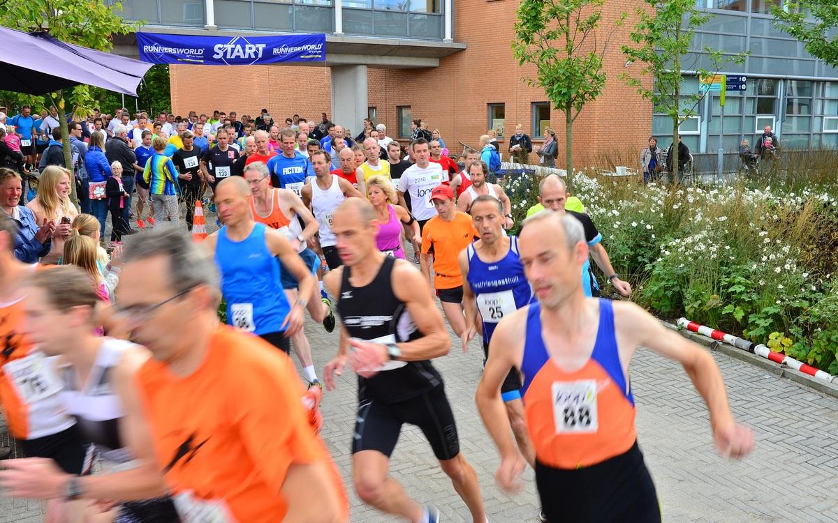Westfriesgasthuis Loop(t) 2015: Voor stichting Tweestrijd