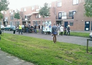 'Problemen wijk bespreken met de bewoners'