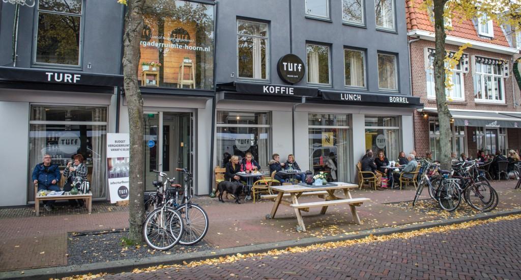 'Hoorn heeft de lekkerste koffie van Noord Holland'