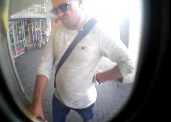 Deze man pinde met in Hoorn gestolen creditcard