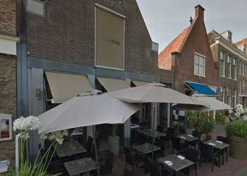 Restaurant Lucas Rive op 25 in nieuwe Lekker500
