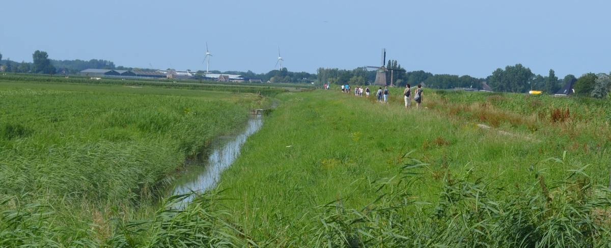 Waterrijk Westfriesland; 19 oktober najaarsschouw