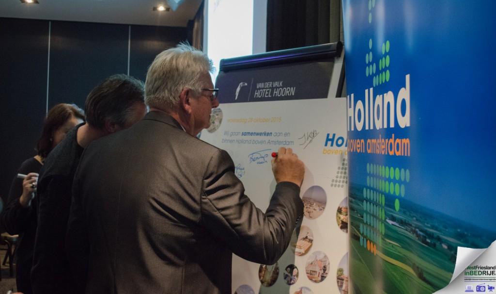 Toerisme verbindt Westfriese bestuurders en ondernemers
