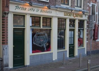 Tattooshop Saunders opent volgende week op Corantijn