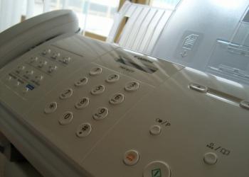 Gemeente Hoorn: 'Geen fax meer'