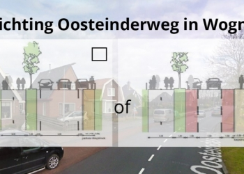Keuze herinrichting Oosteinderweg aan bewoners