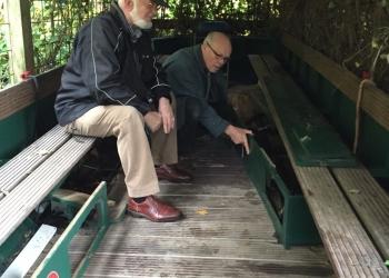 Schooluitje valt in het water na vernieling boot Streekbos