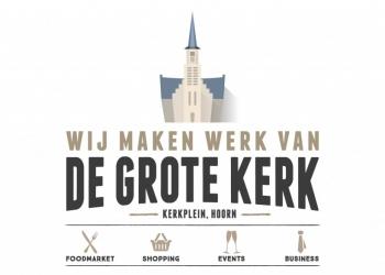Wintershoppen en Foodmarket in Grote Kerk Hoorn