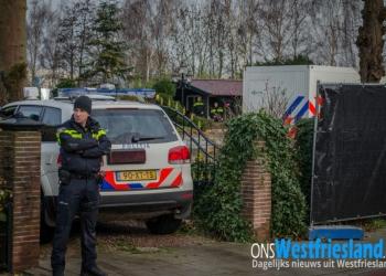 Politieonderzoek bij oude boerderij Nico V. in Zwaag (update)