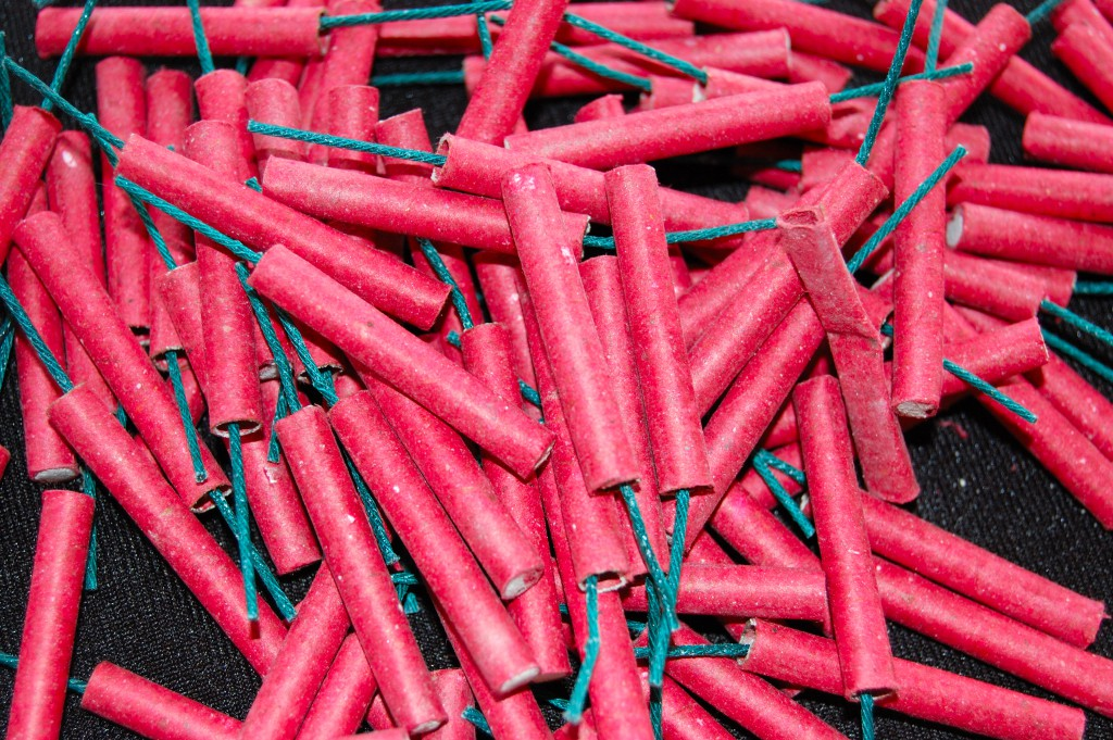 Illegaal vuurwerk afsteken? Kans op huisbezoek politie