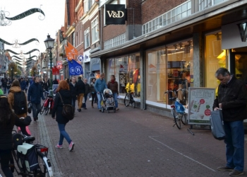 Uitstel van betaling; V&D Hoorn 'gewoon' open