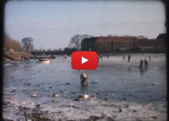 Winter in Hoorn; maar dan jaren '60 [video]