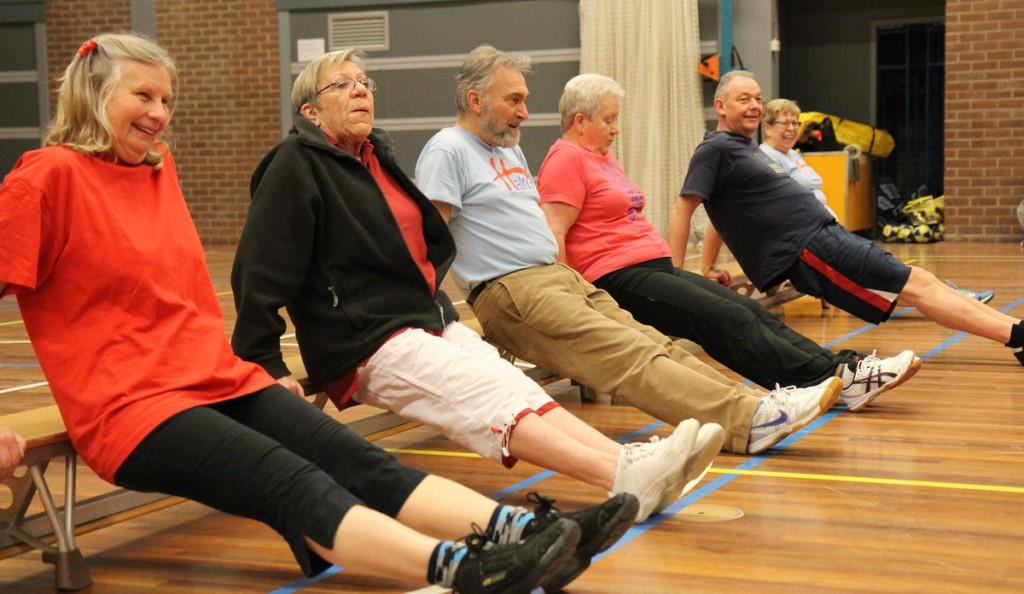 Beweegcursus 'Wmo/Diabetes in Beweging' van start in Hoorn