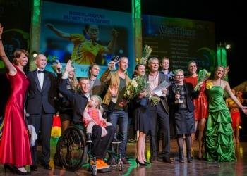 De Koning sportman en Schouten sportvrouw van Westfriesland
