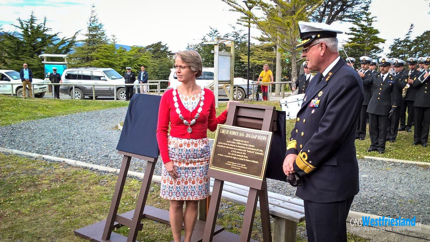 Burgemeester blog 5: Levende geschiedenis bij Kaap Hoorn