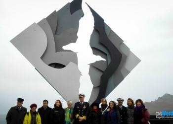 Herdenkingen 400 jaar Kaap Hoorn in Nederland en Chili