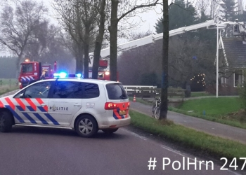 Brand in schoorsteen woning Zuiderdracht