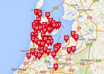 Deen Supermarkten nu actief in vijf provincies