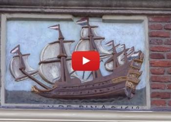 Moderne ode aan oude binnenstad van Hoorn [video]