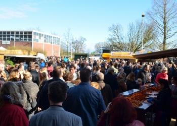 Met Pasen laatste keer Foodfestival bij oude Philipsfabriek in Hoorn