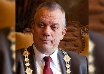 Enkhuizen voor derde termijn Burgemeester Jan Baas
