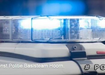Politie Hoorn neemt volgers mee met avonddienst
