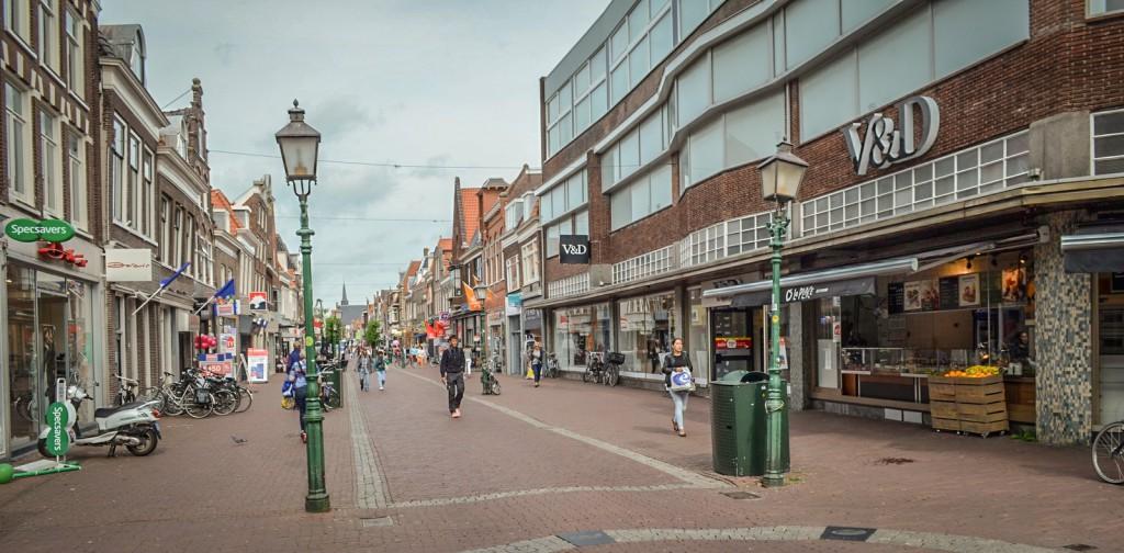 Winkel V&D Hoorn maandag en dinsdag dicht (update)