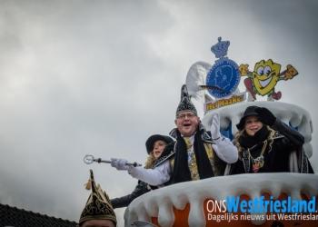 Zwaag gereed voor Grote Zwaagse Carnavalsoptocht