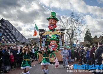 Zwaag viert feest met carnavalsoptocht en 50-jarig Masker [foto's + uitslag]