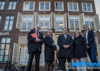Restauratie monumentale pand Roode Steen 15 voltooid