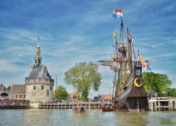 Halve Maen vaart uit voor tweede seizoen in Hoorn