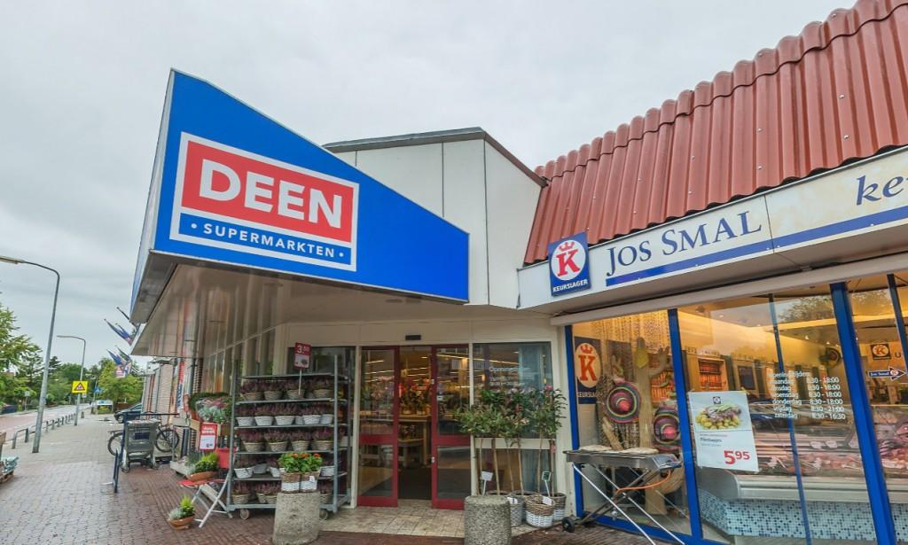 Politie zoekt getuigen van winkeldiefstal Deen Westerblokker