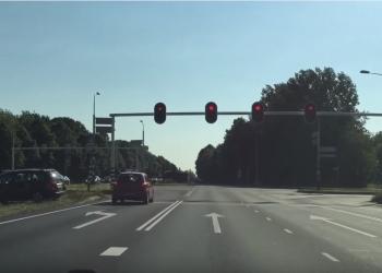 Twijfels over 'groene golf' Provincialeweg Hoorn [+video]