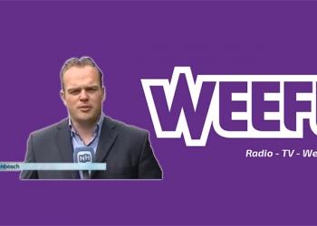 RTV NH verslaggever hoofdredacteur Streekomroep WEEFF