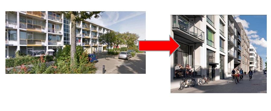 Hoorn start kaders voor aanpak Siriusstraat en Steenbokstraat