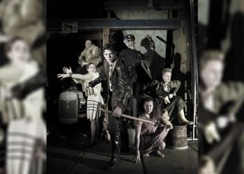 Musicalvereniging Z&V doet Urinetown: Zeikstad, de musical