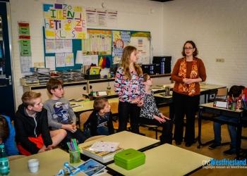 Hoornse basisschoolleerlingen wijzer over geld