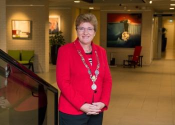 Burgemeester van Stede Broec Marian Goldschmeding stopt