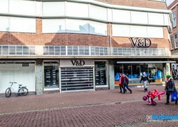 V&D Hoorn vanaf 23 maart open voor laatste uitverkoop