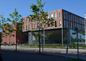 Horizon College Hoorn gesloten door wateroverlast