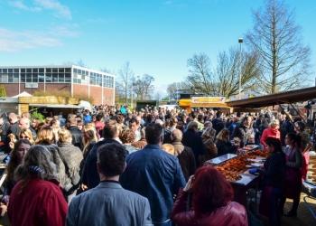 Foodfestival en lifestylemarket met Pasen in Hoorn