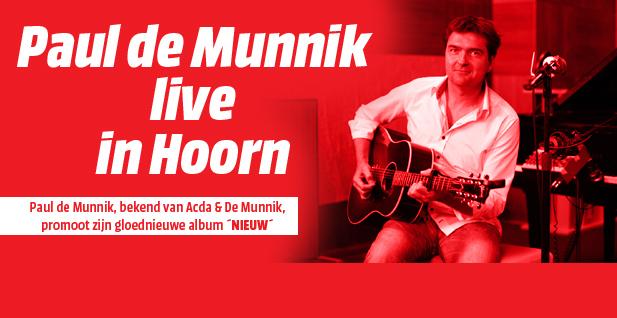Instore optreden Paul de Munnik in Mediamarkt Hoorn
