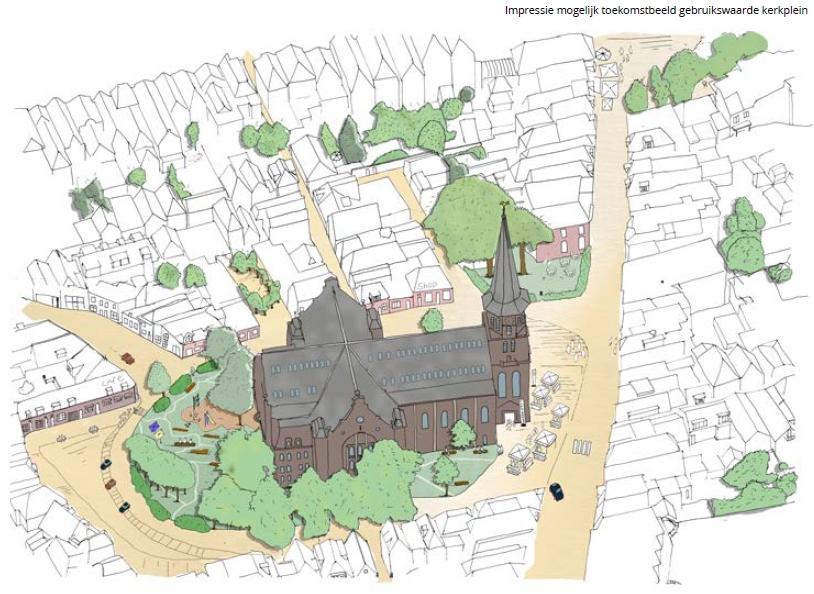 Binnenstadsvisie Hoorn; Flexibiliteit van gemeente, bewoners en bezoekers