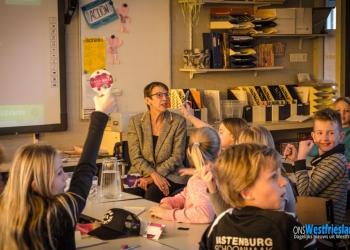 Gastles Jette Klijnsma over geld op de Pontonnier in Hoorn [video+foto's]