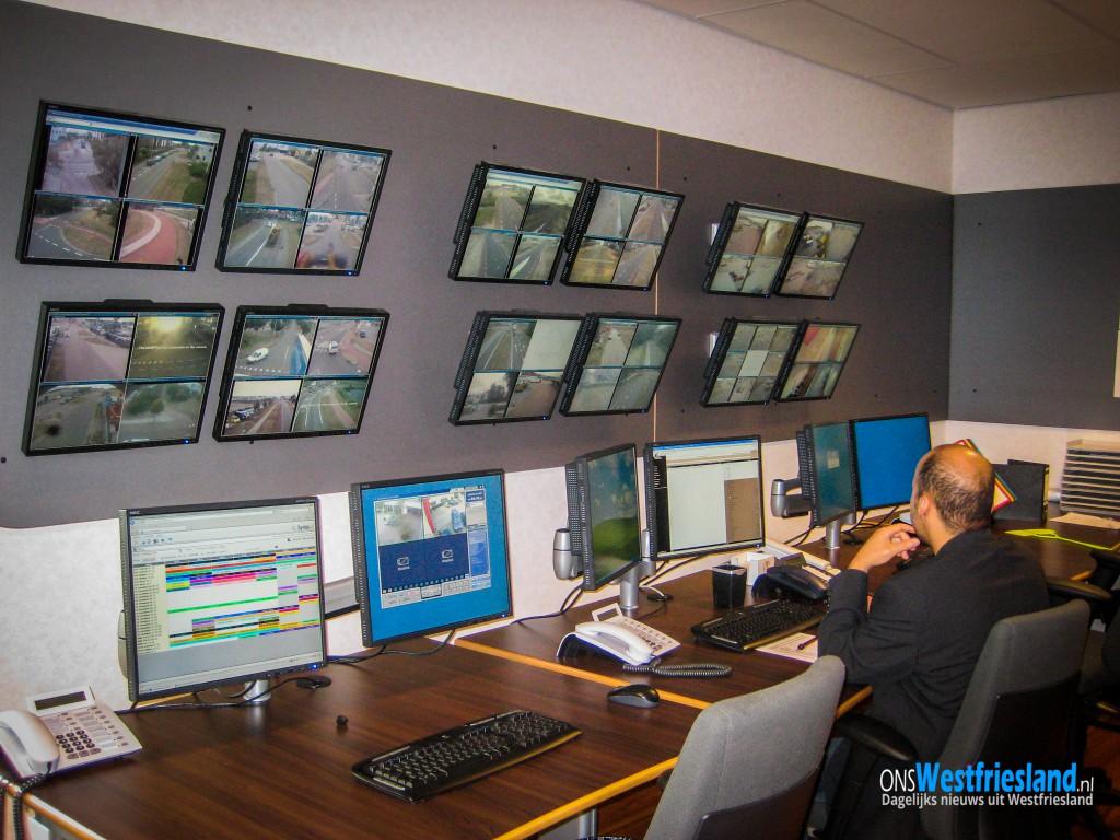 Kentekenregistratie camera's op Hoornse bedrijventerreinen