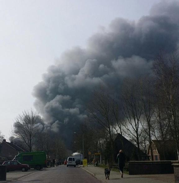 Wat te doen met roetdeeltjes na brand Nibbixwoud?